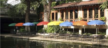 The River Walk San Antonio, Texas
